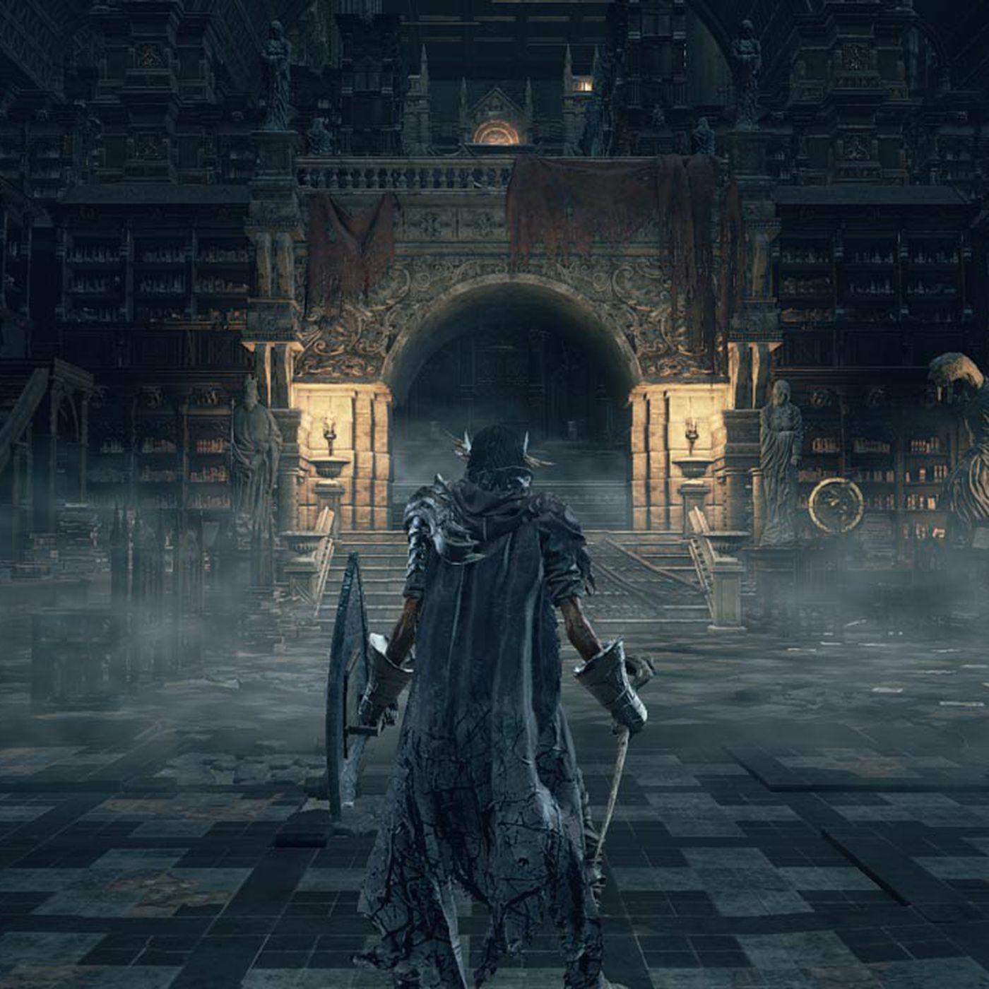 Dark Souls 3 guide: Grand Archives walkthrough - Polygon