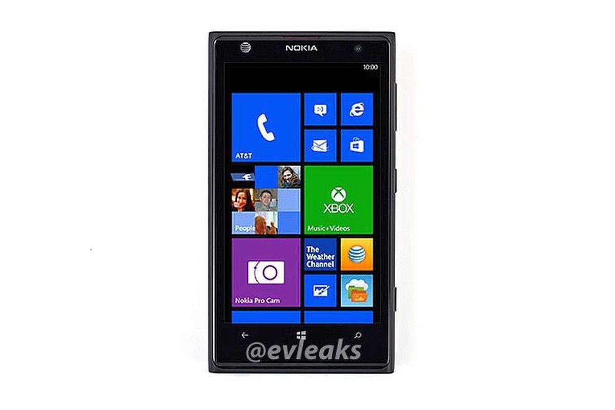 lumia 1020 evleaks