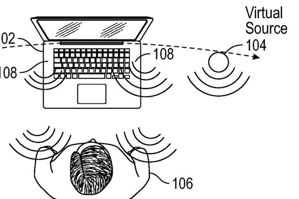Bildergebnis für apple speaker patent