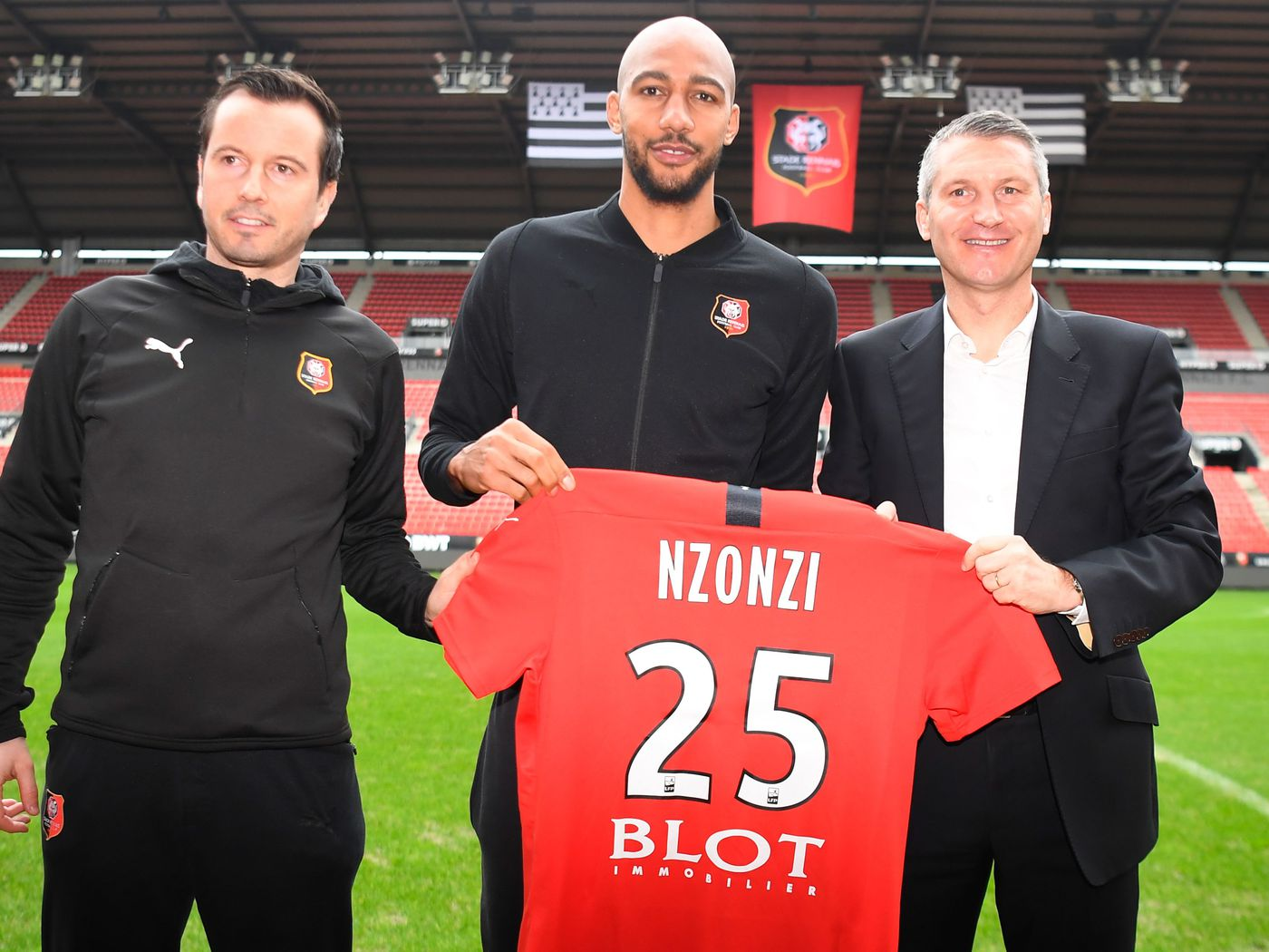 L'Equipe: Rennes No Longer Interested in Nzonzi, Will Return to ...