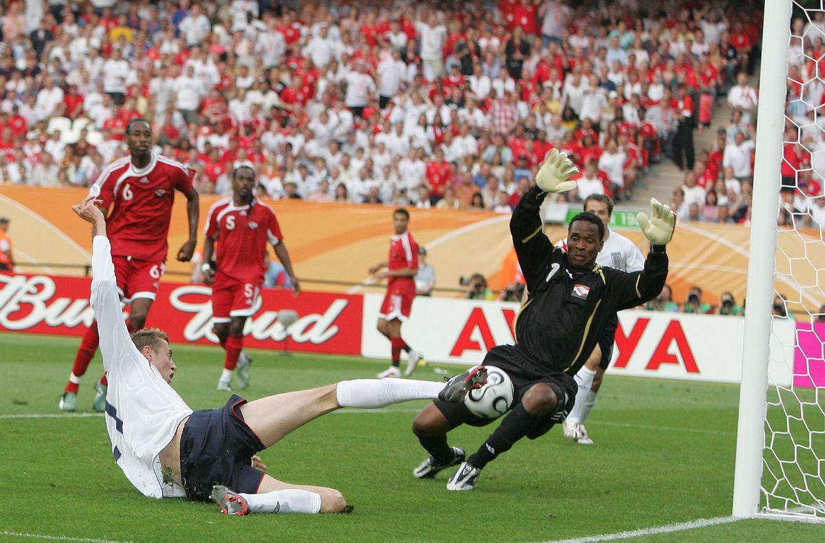 England v Trinidad & Tobago