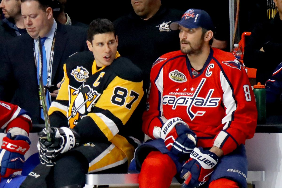 Looking back on the Penguins Capitals series history - PensBurgh 183f2e3d3b1