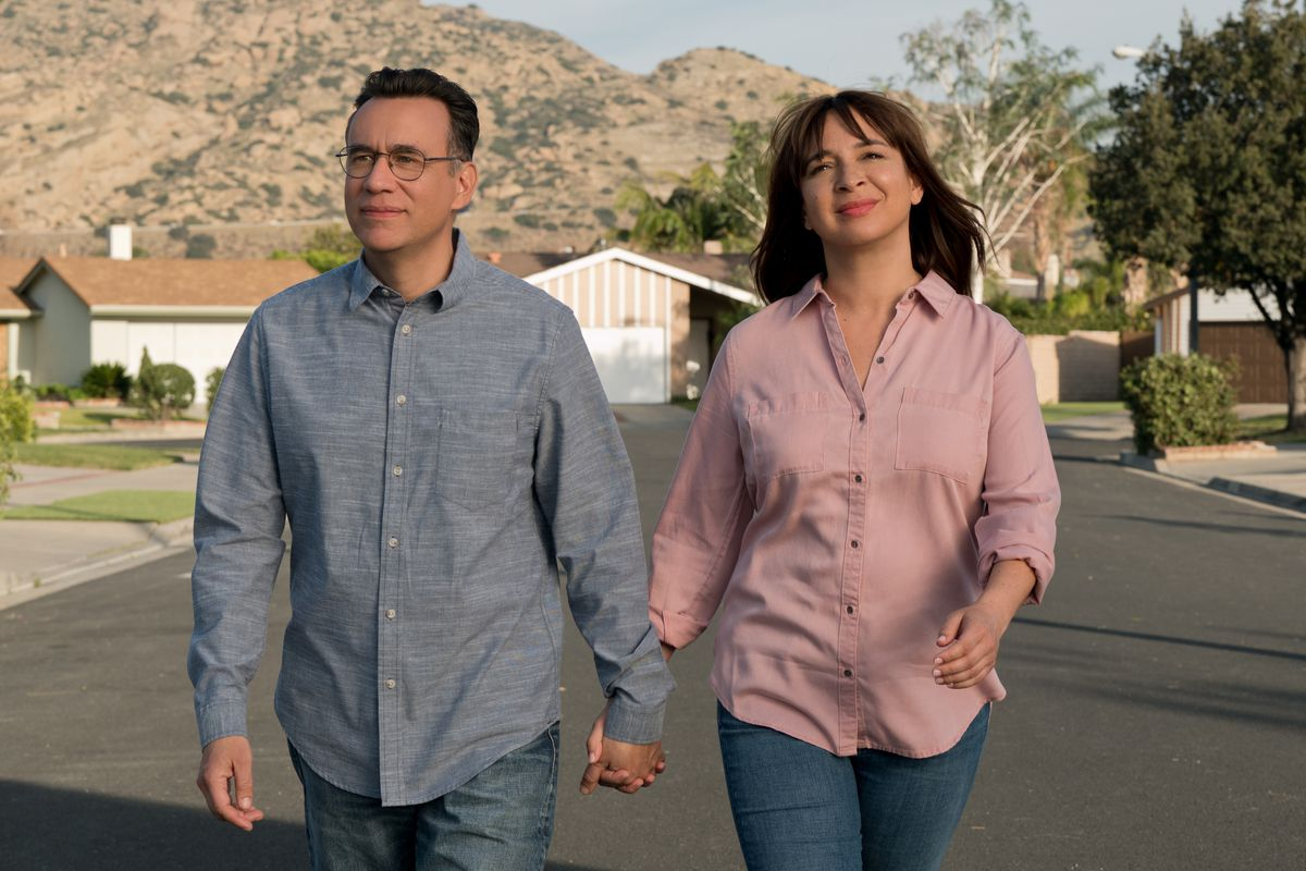 forever fred armisen and maya rudolph