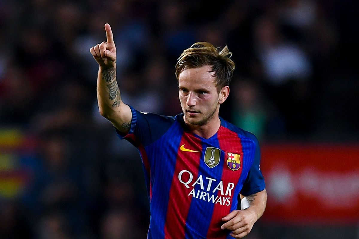 You will probably fall in love with Barcelona s Ivan Rakitic after