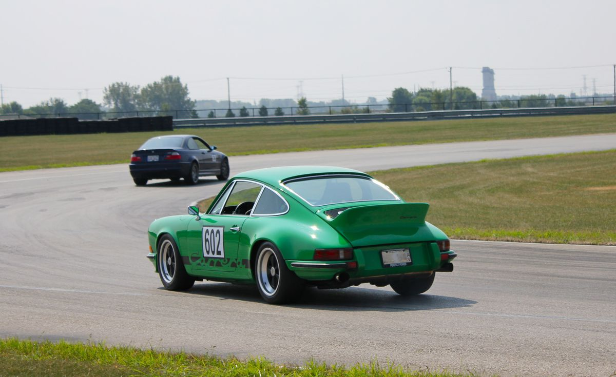 Track day at the Autobahn Country Club in Joliet.   Gavin Rice/Flickr (Creative Commons)