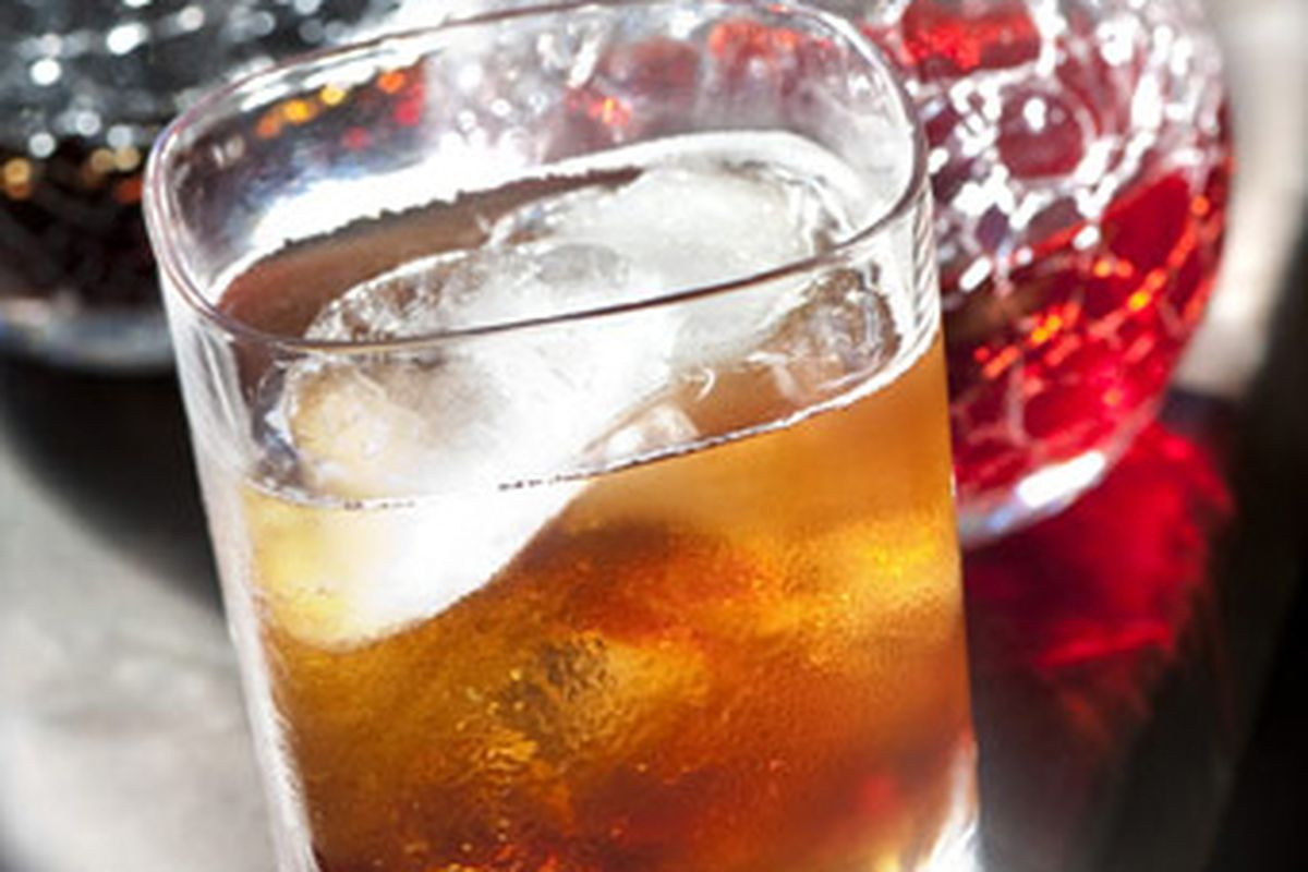 Here's one of two drinks.  Make both.  Drink them.  Don't drive ever again.