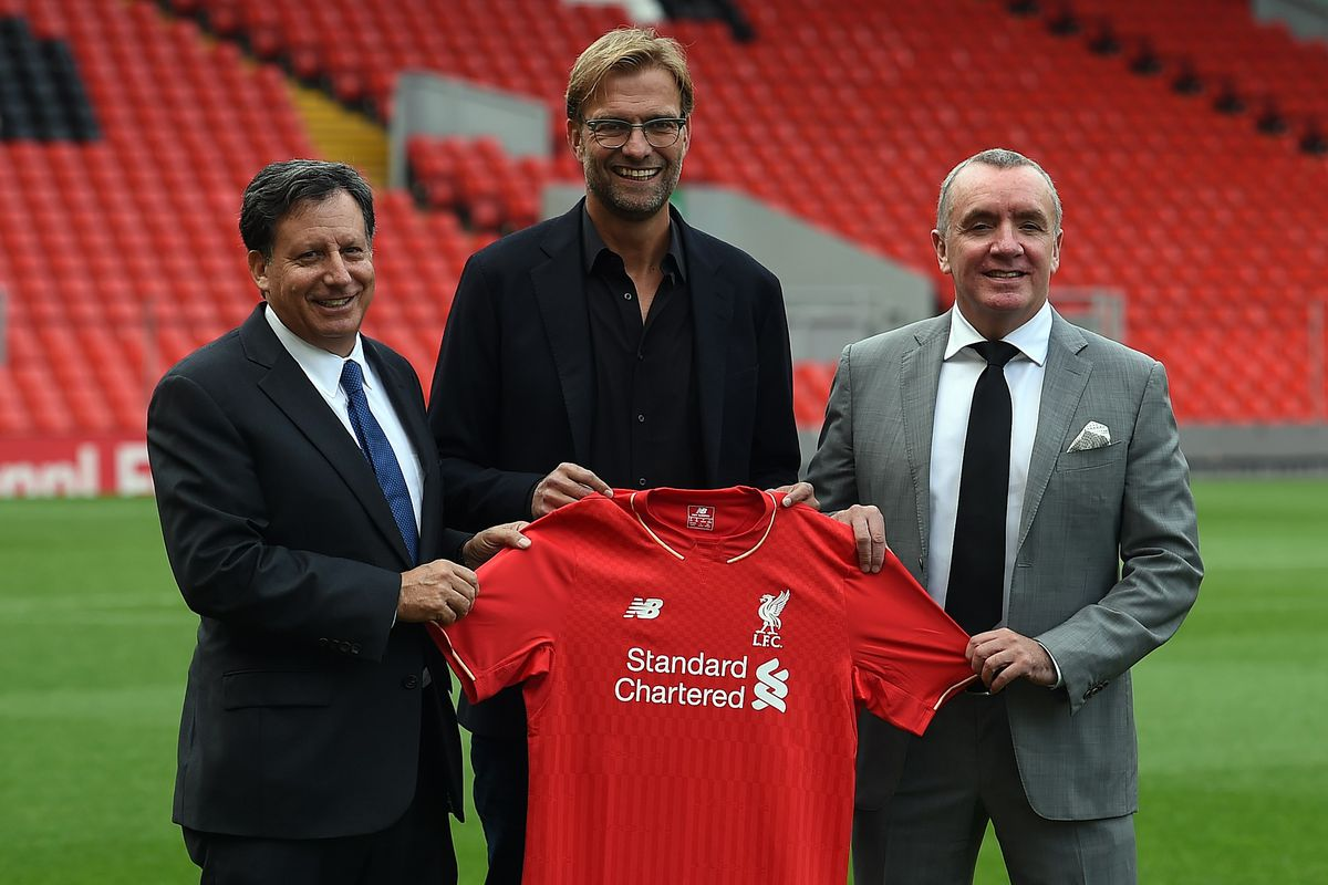 A Decade Of Liverpool Football Club Jurgen Klopp Is Appointed Manager The Liverpool Offside