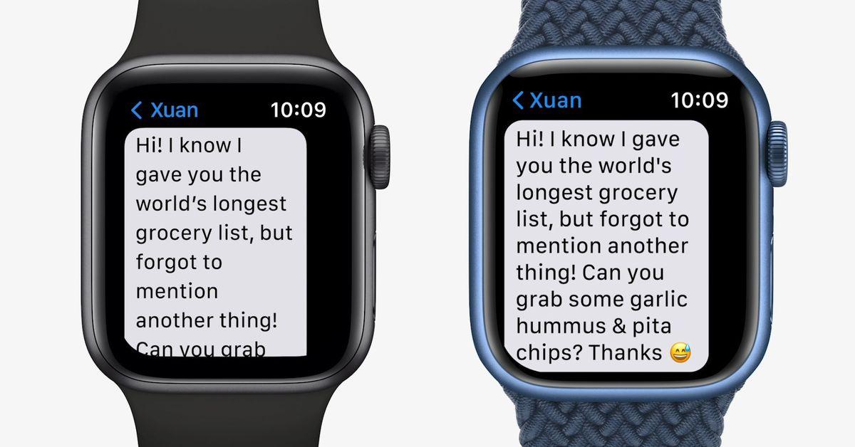 Apple Watch Series 7 là mới, nhưng nó có xứng đáng không?