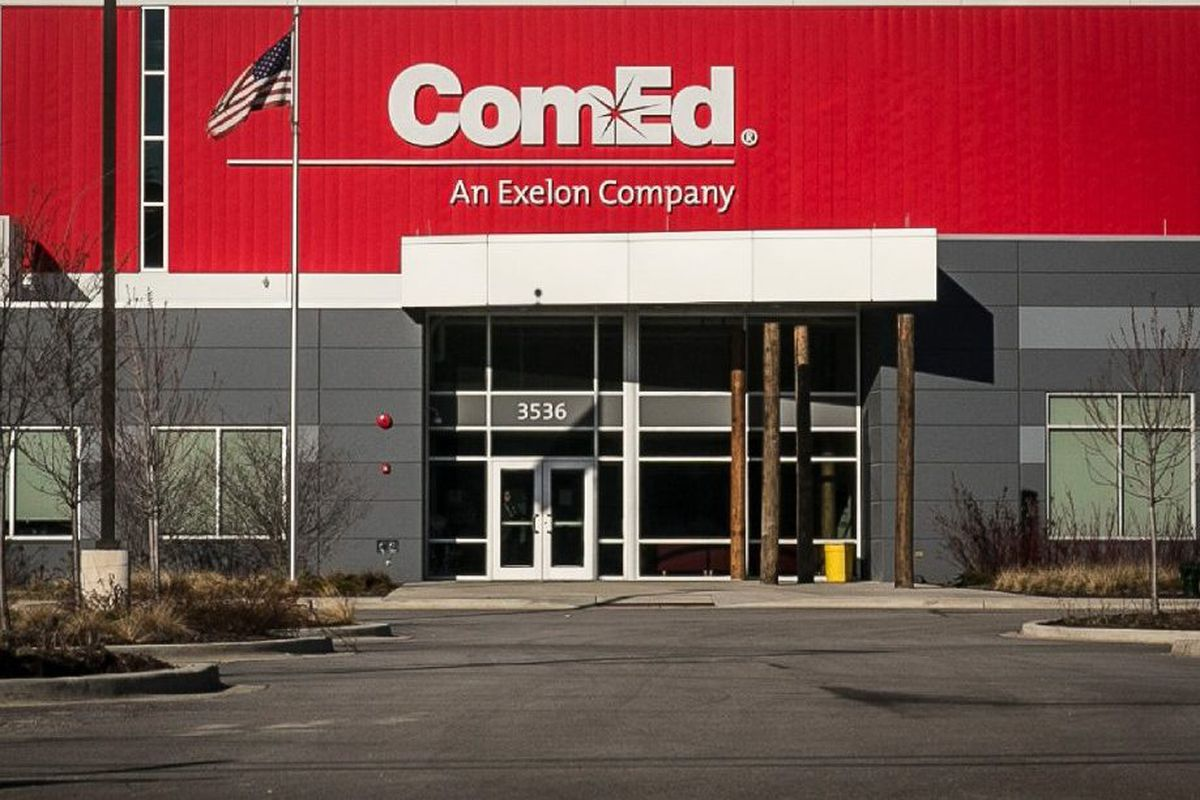 A ComEd storefront