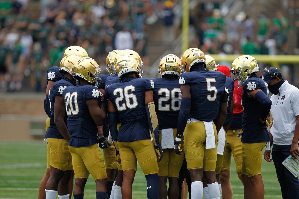Notre Dame VS Duke