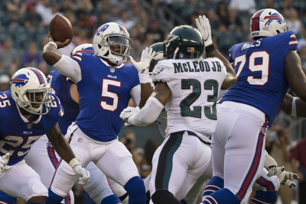 Hoos in the NFL  Offseason Recap - Streaking The Lawn f77cb00e9