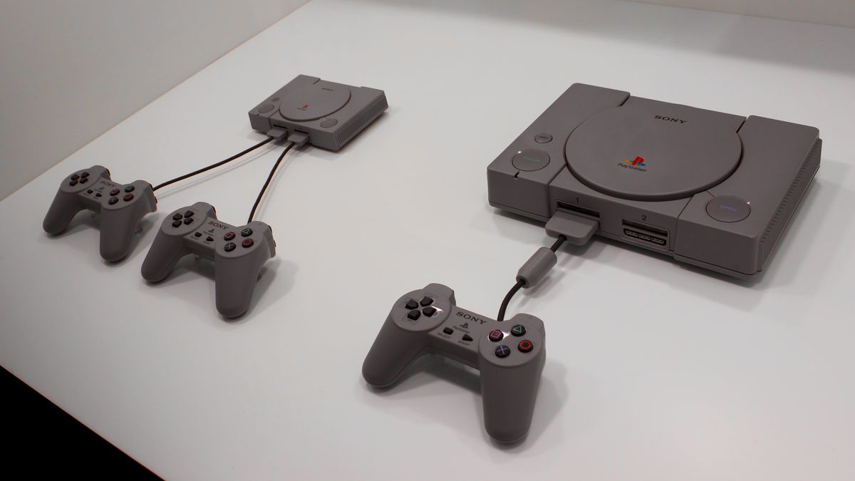 See how the PlayStation Classic measures up to the original