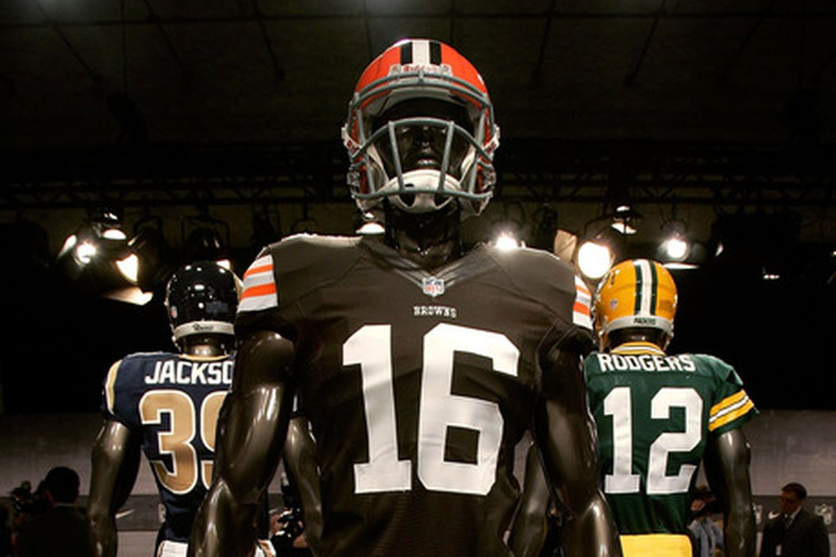 Hot Browns to change their uniforms in 2015, but what can they do  free shipping