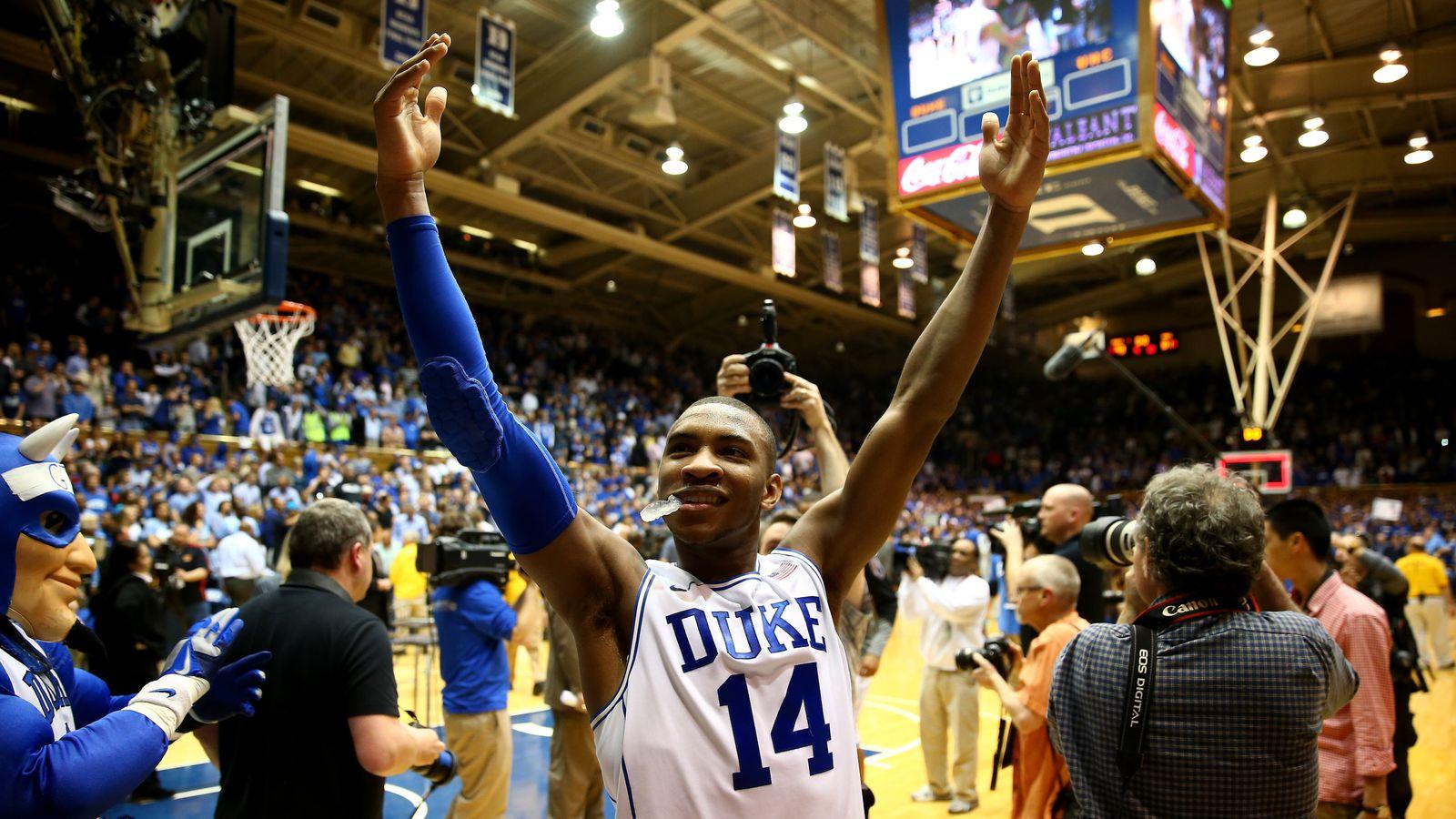 Duke 93 UNC 81 - Duke Basketball Report