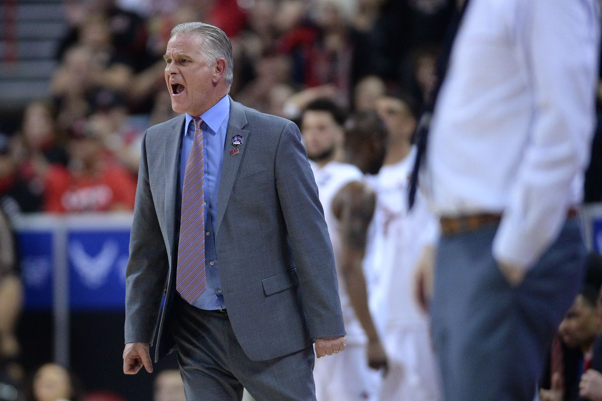 NCAA Basketball: Mountain West Conference Tournament- Utah State vs San Diego State