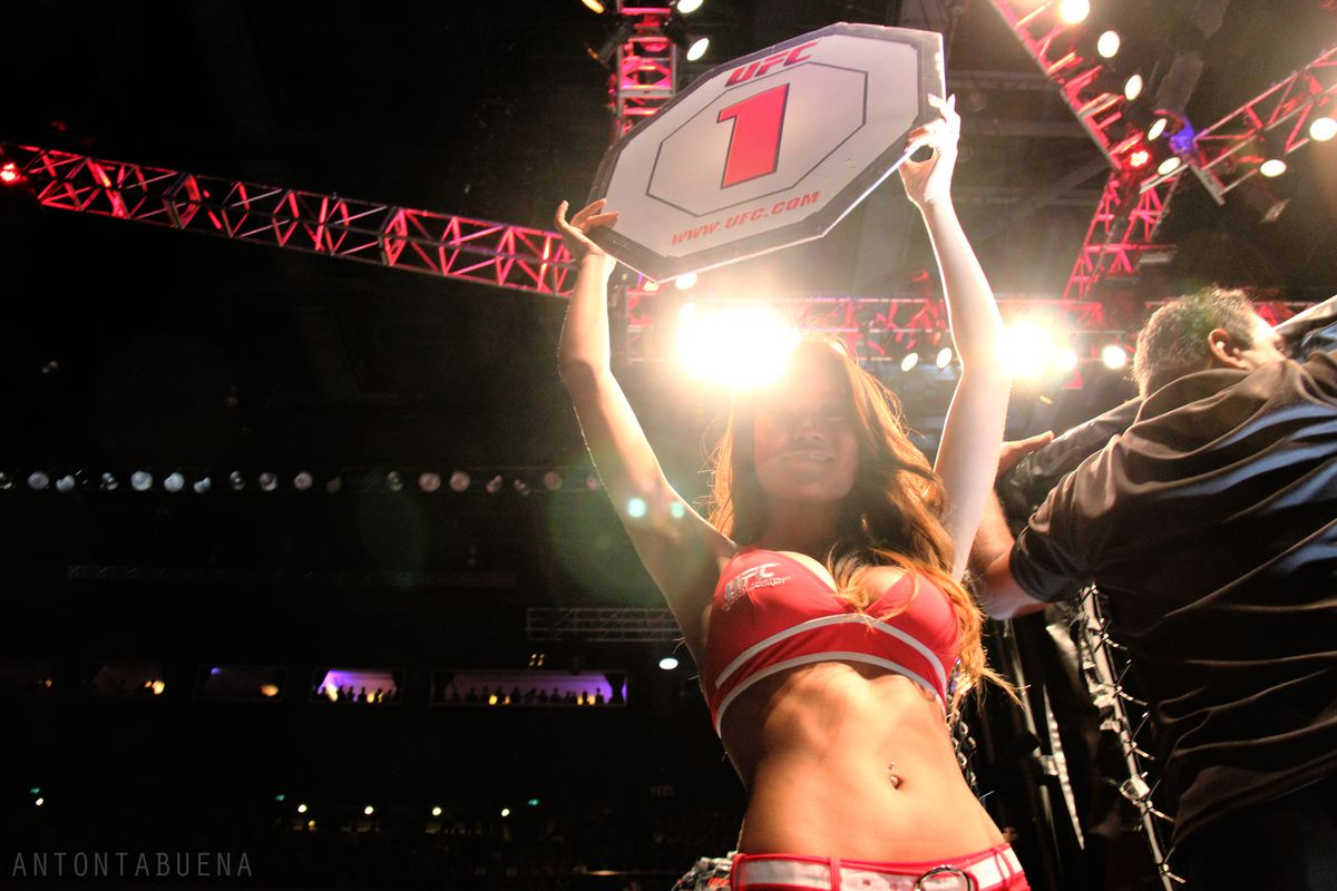 Gallery Photo: UFC: Macau Photo Gallery Part 2: Prelims, Special Guests, and Ring Girls