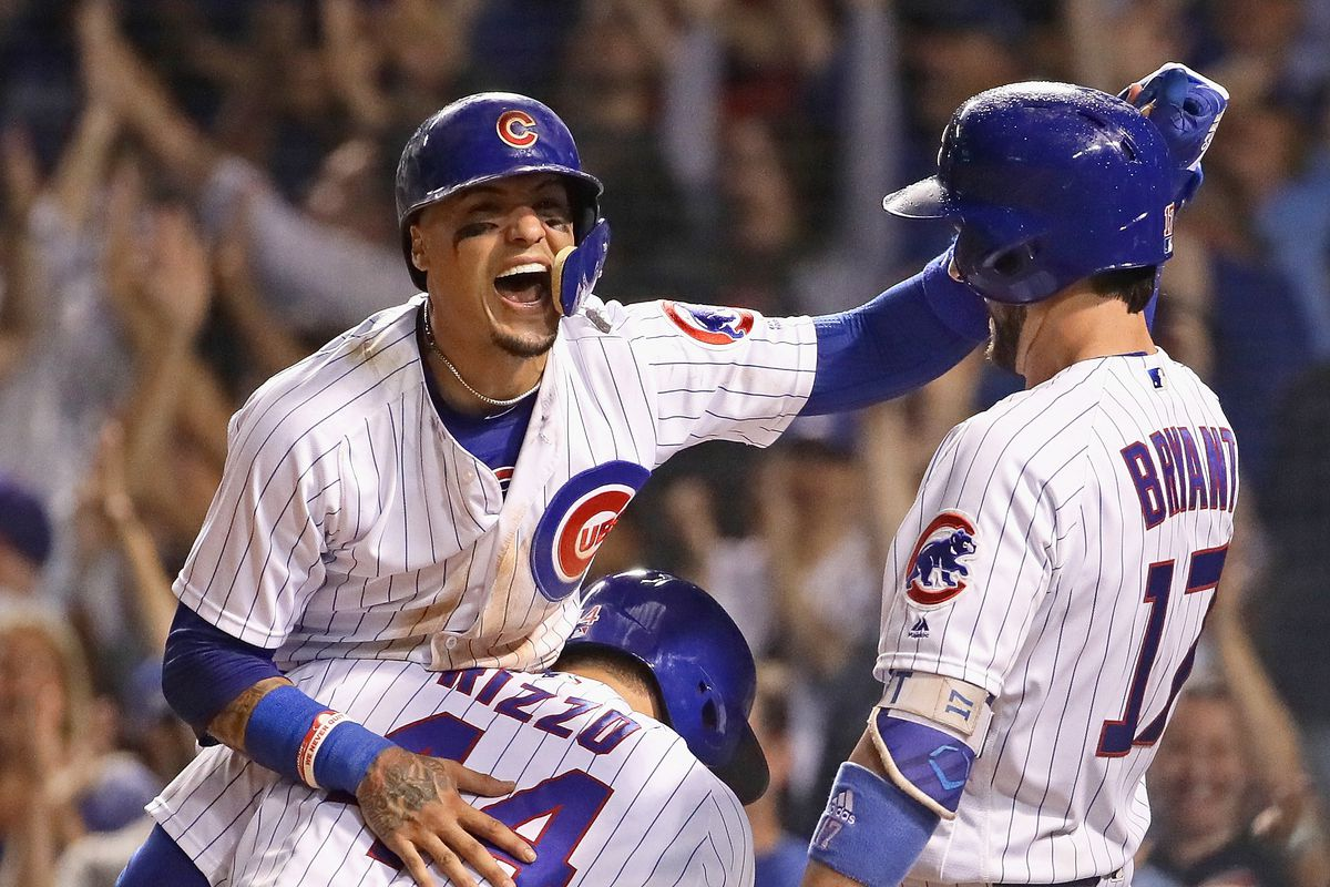 The Cubs are looking at one more go-round with Javy Baez, Kris Bryant and Anthony Rizzo.