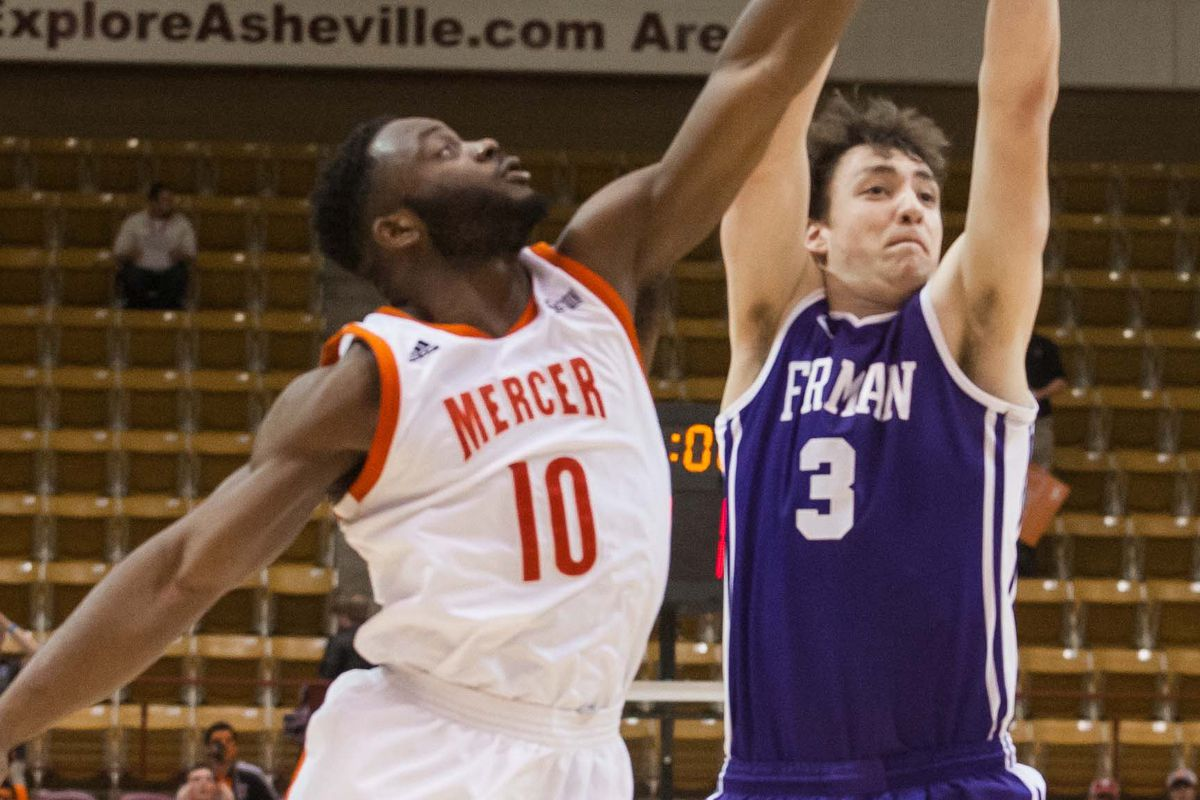 Geoff Beans Matched His Season High With 16 Points In Leading Furman To A Hard-Fought SoCon Win Over Western Carolina