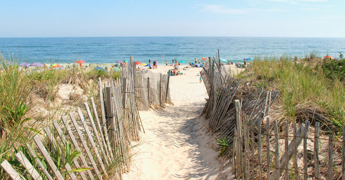 The Best Beaches In The Hamptons Curbed Hamptons