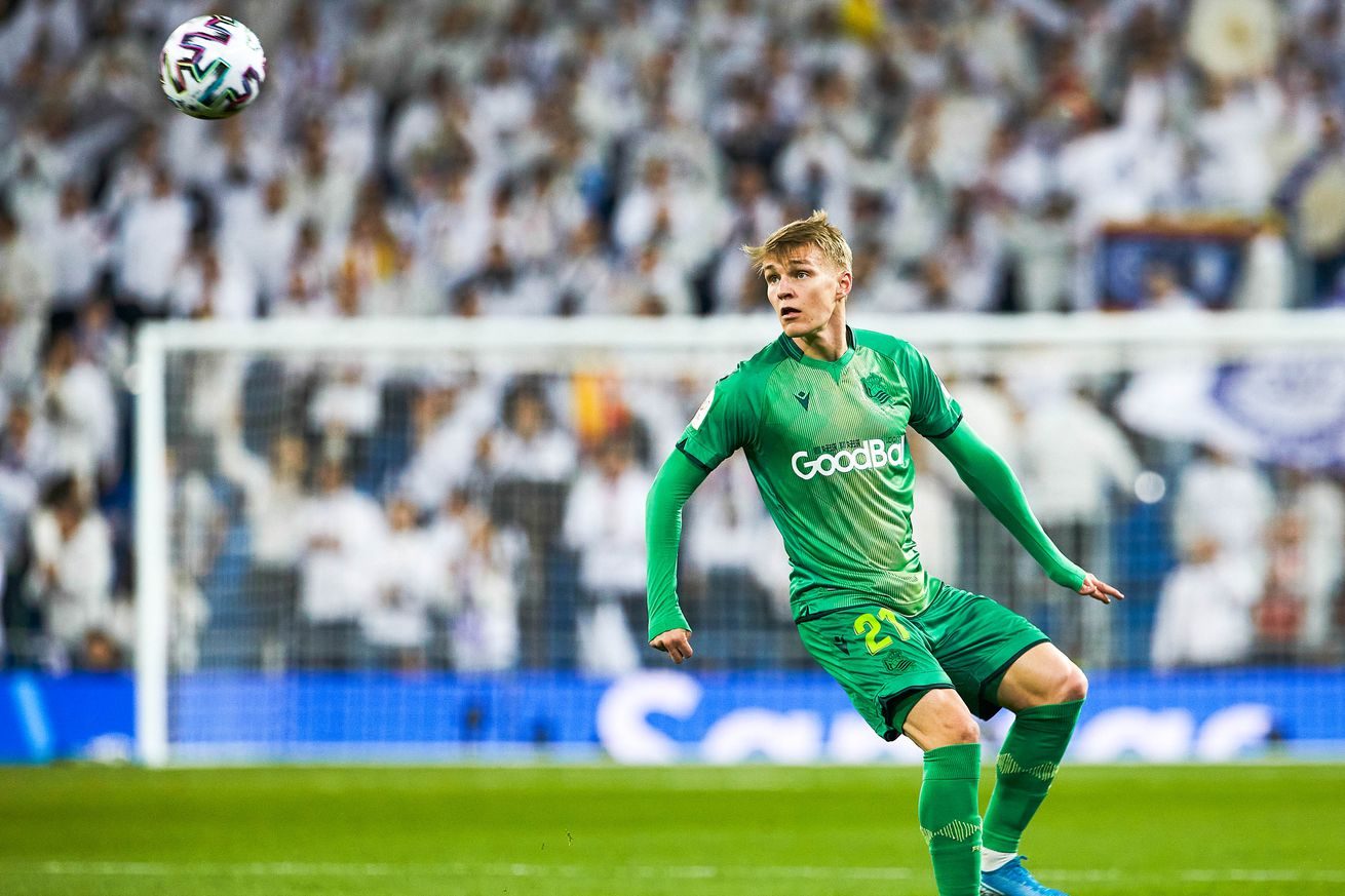 Valdano: ?Odegaard should only go back to Real Madrid if he is going to be a starter?