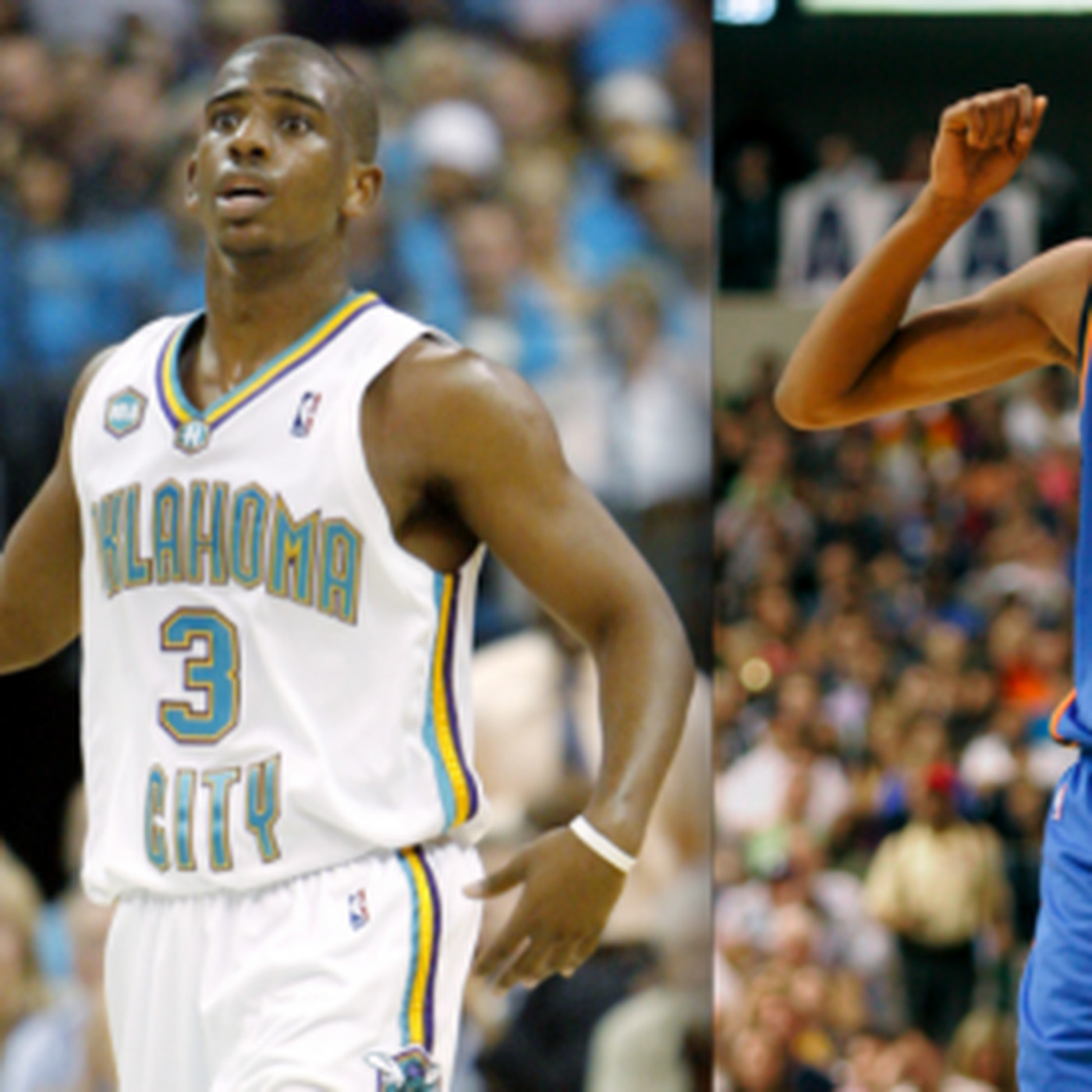96bd4bcd5226 The Hornets Stay In OKC  And Why It Still Affects Both Teams - The Bird  Writes