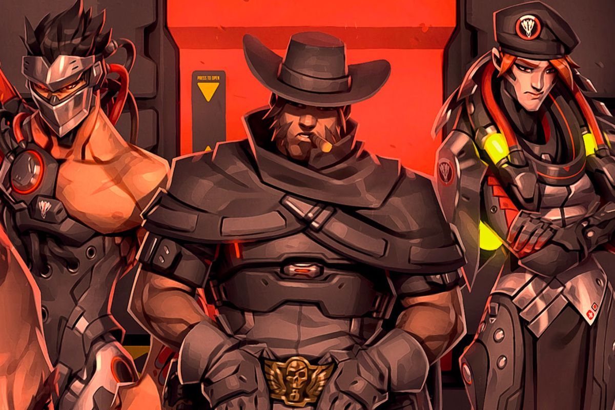 Overwatchs New Comic Is All About Blackwatch Polygon