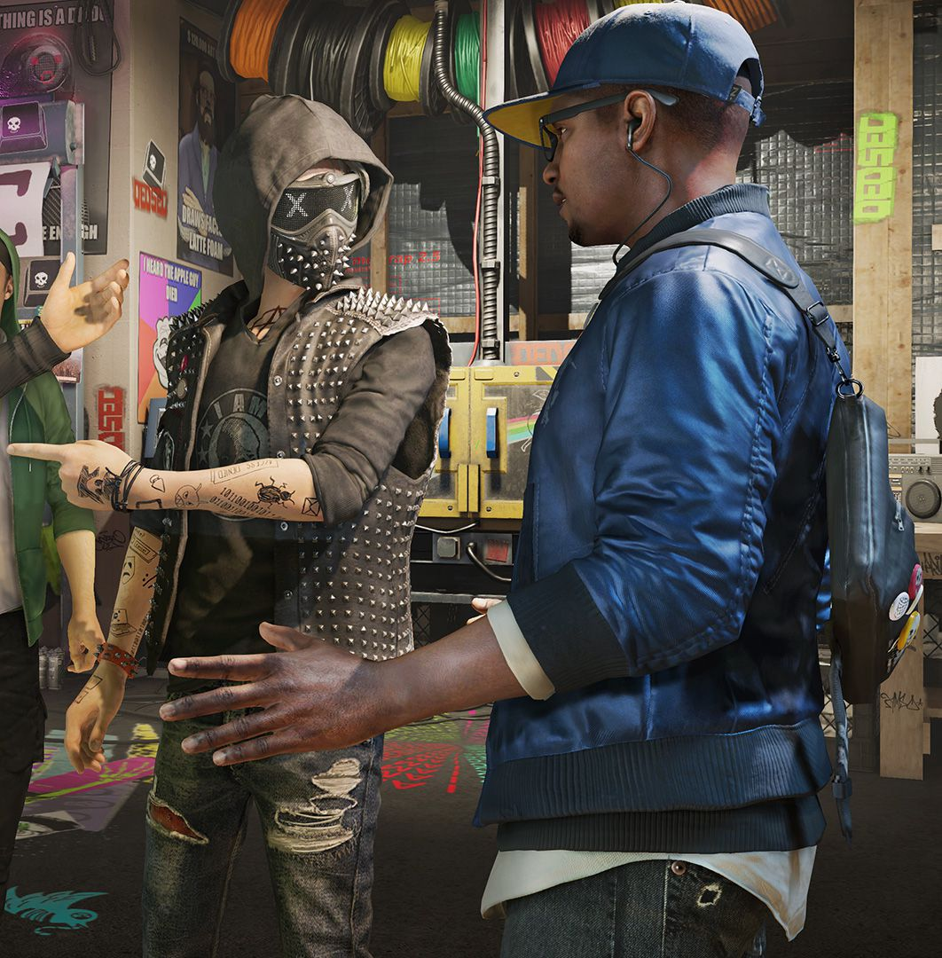 watch dogs 2 review polygon