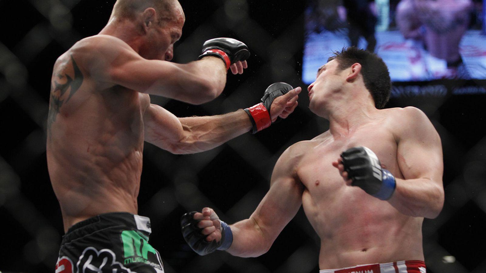 UFC 160 results recap: Donald Cerrone vs K.J. Noons fight