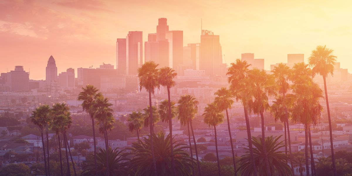 How hot, exactly, is LA going to get?