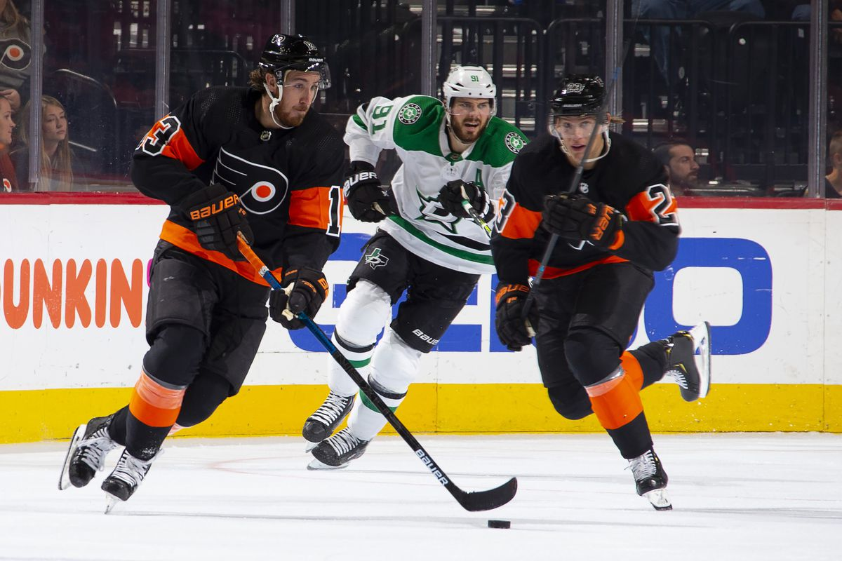 Flyers vs. Stars recap, score: Sure was a game of hockey