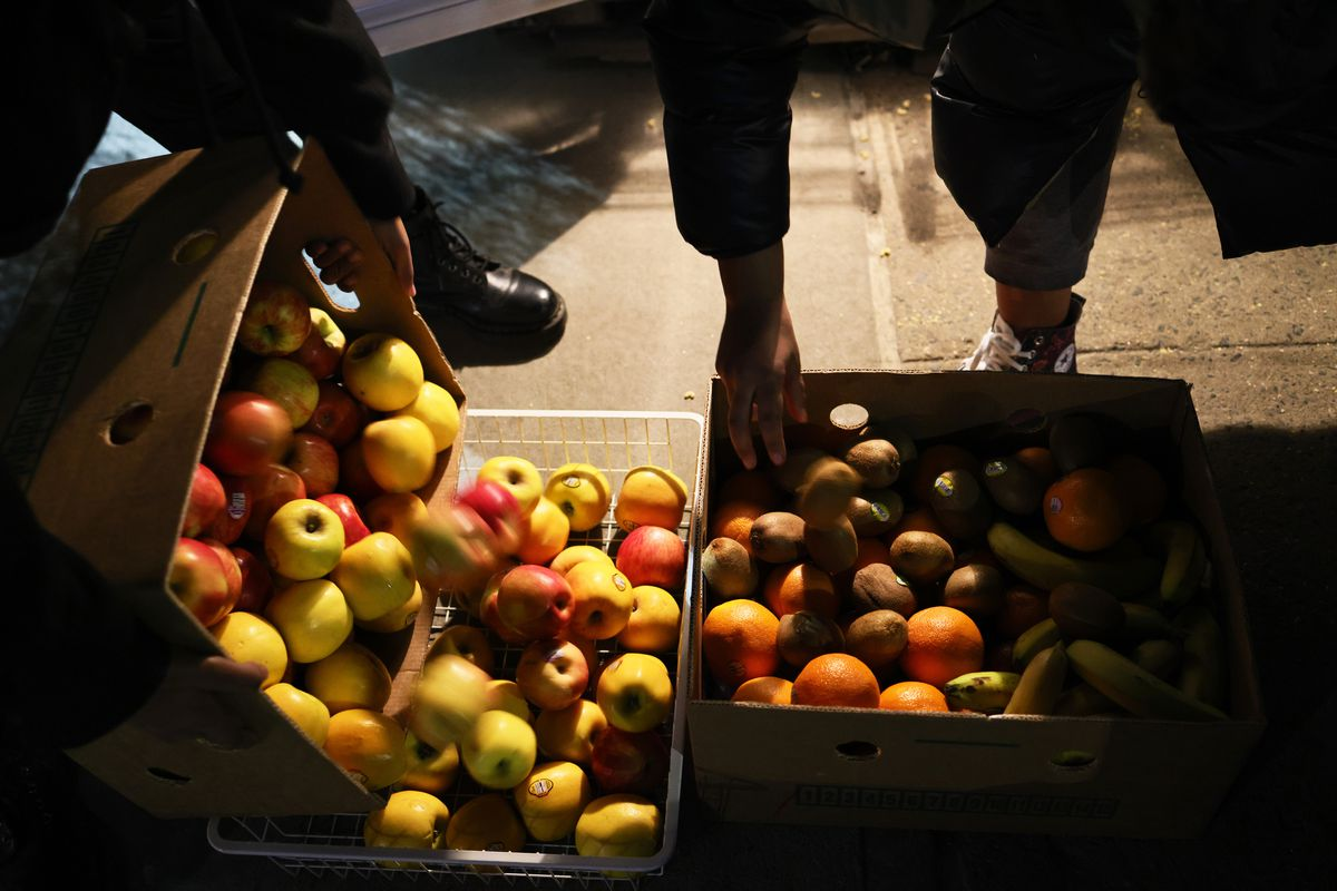 Community Food Organization Aides New Yorkers Struggling During COVID-19 Pandemic