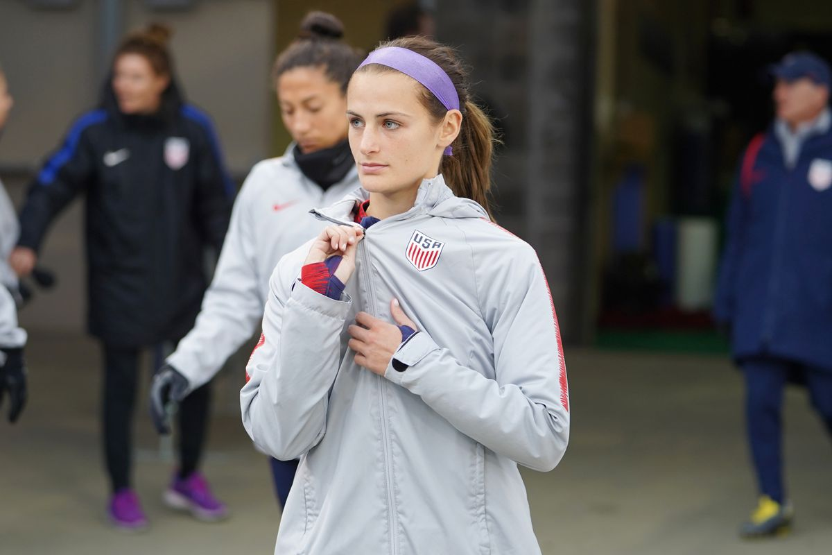 2019 SheBelieves Cup - Training and Media availability