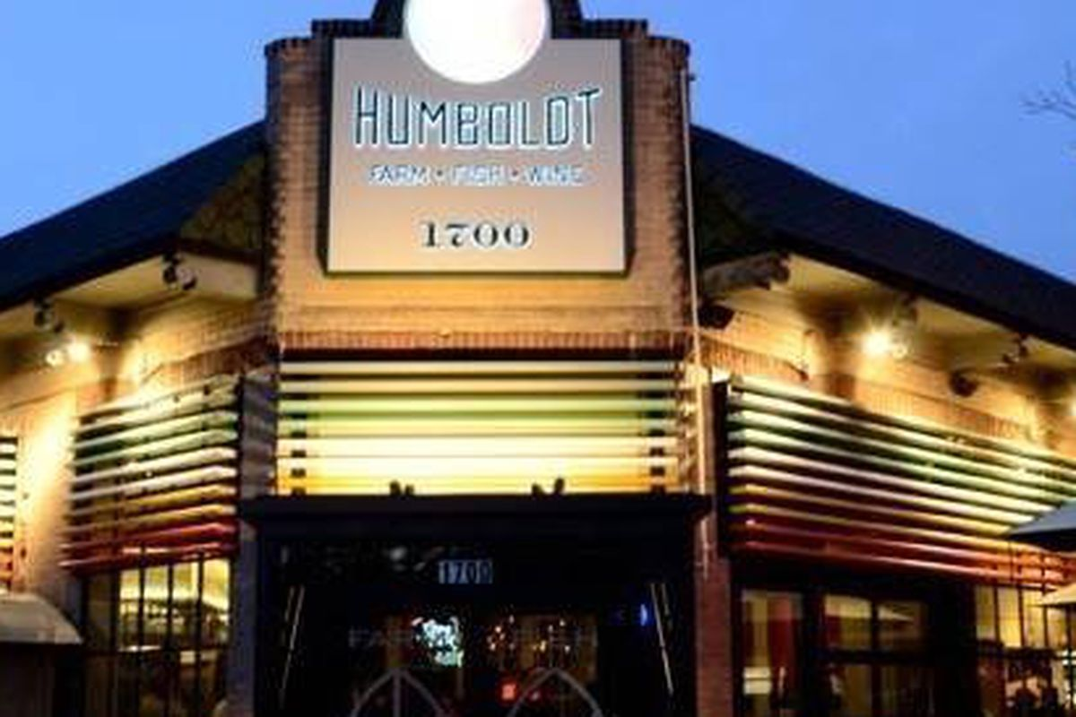 Humboldt Farm, Fish & Wine