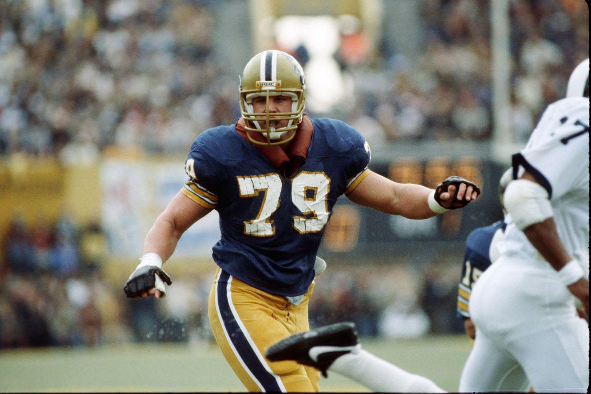 University of Pittsburgh Bill Fralic