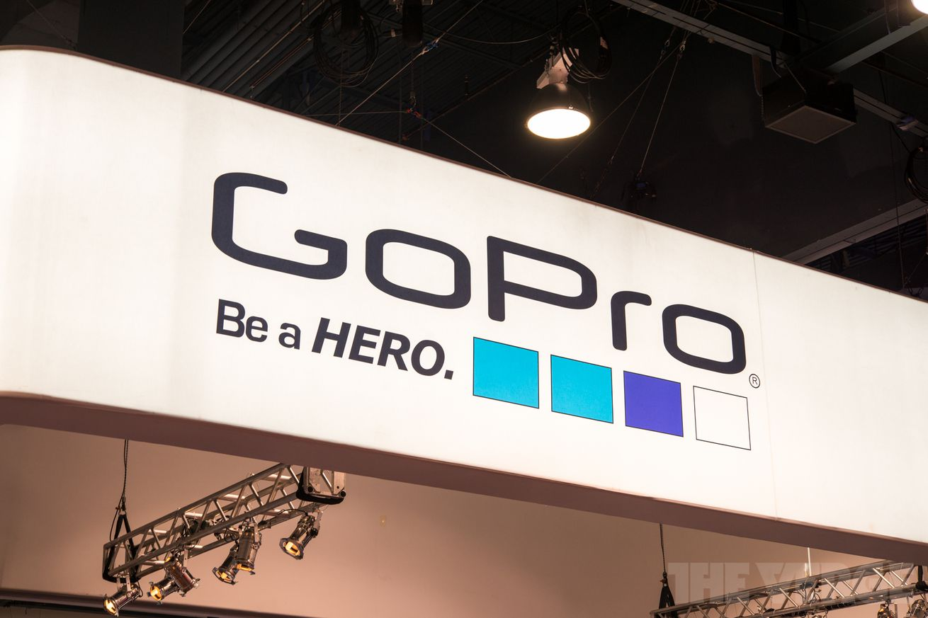 gopro is reportedly putting itself up for sale