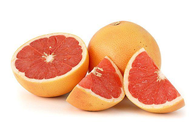 medium grapefruit