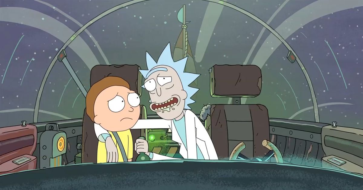 Rick and Morty co-creator promises no more big gaps between seasons