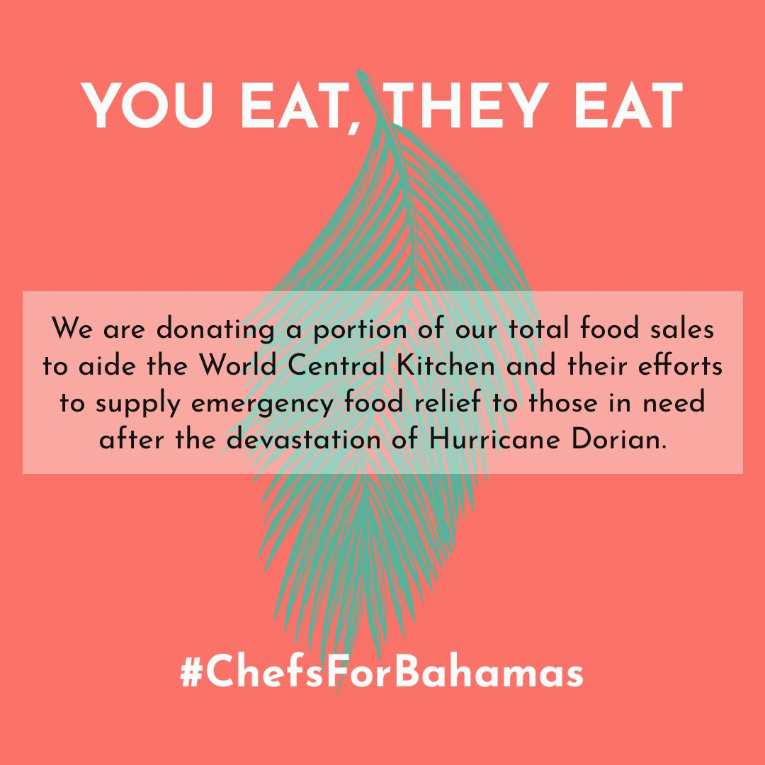 Decatur Caribbean Pop-Up Sweet E's Is Donating To World