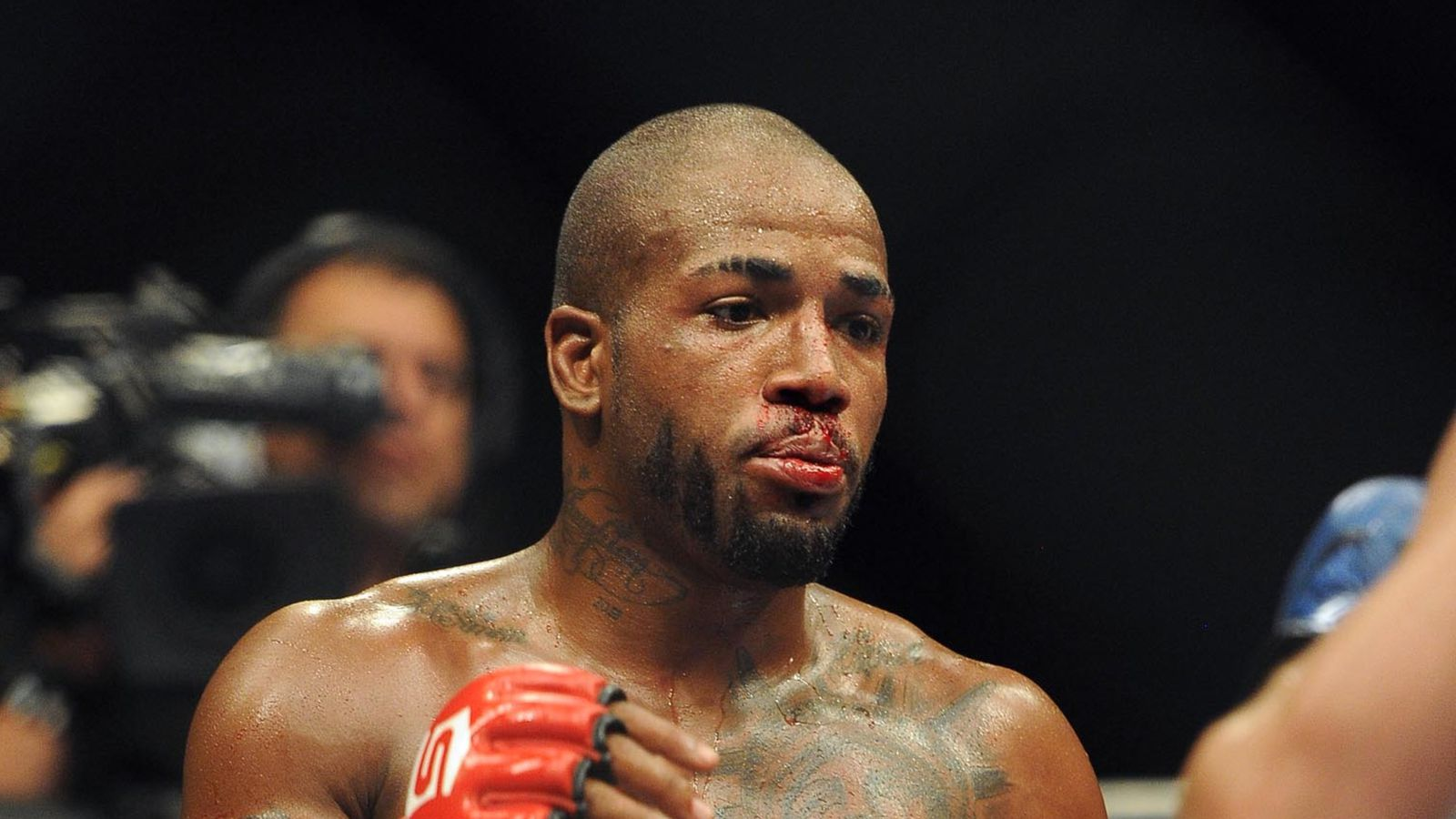 UFC 156 results: Bobby Green submits Jacob Volkmann late