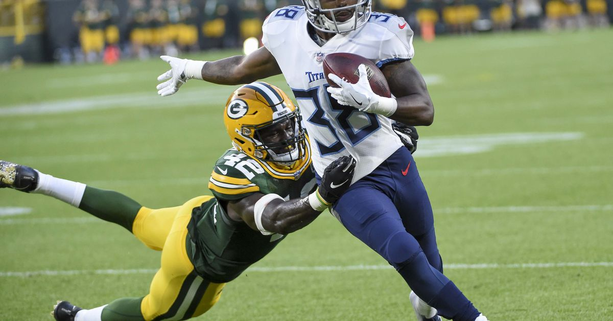 Oren Burks might be just what the Packers' defense needs