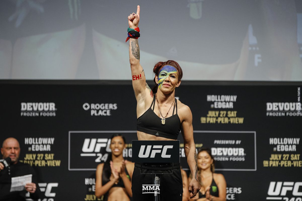 Hot Tweets: With the UFC finally out of the picture, where should Cris Cyborg go next?