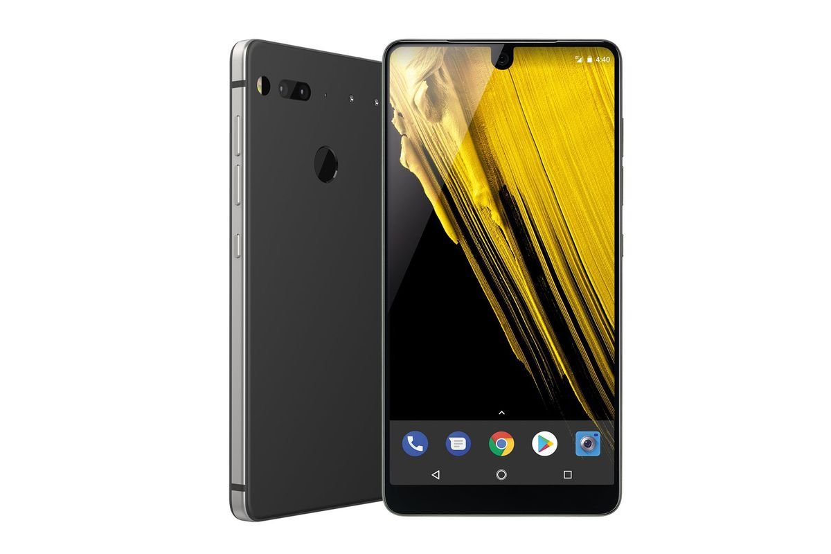 Essential made an Amazon exclusive version of its phone with