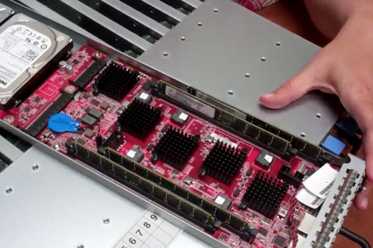 Dell Copper ARM servers