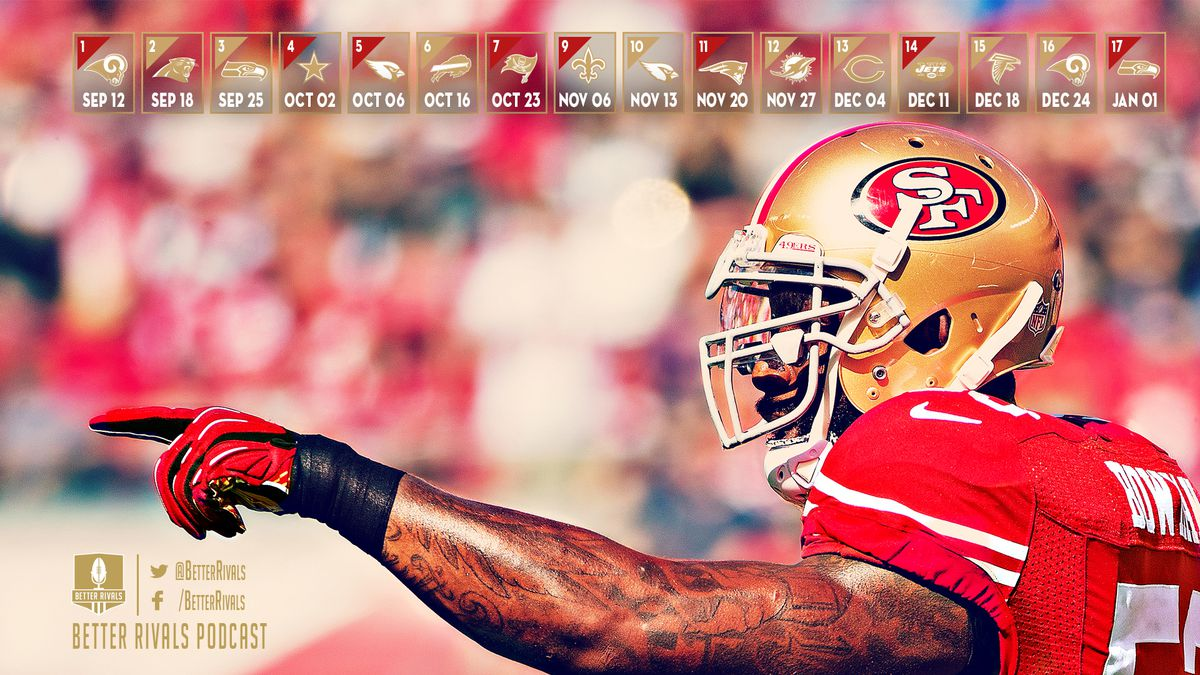 New 49ers wallpapers for desktop and mobile niners nation joce bossin voltagebd Gallery
