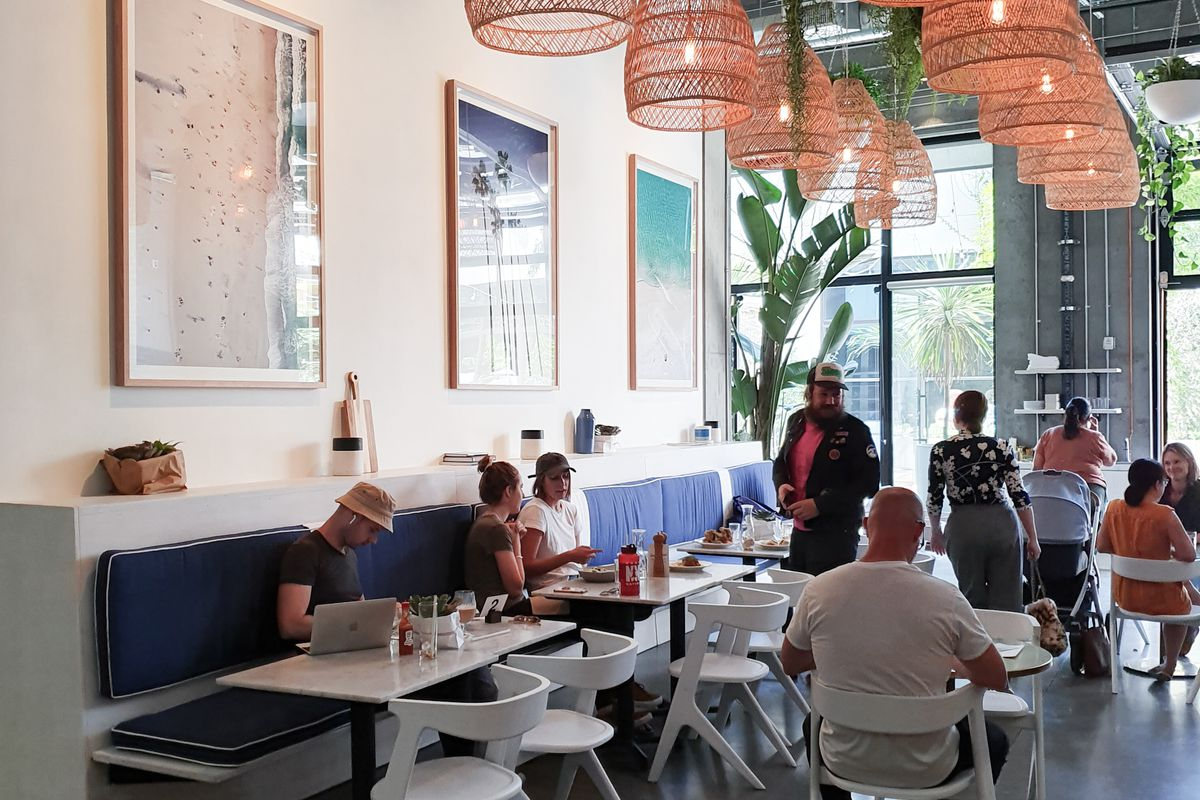 Santa Monica\'s Sydney-Style Cafe Is Going Upscale at Culver ...