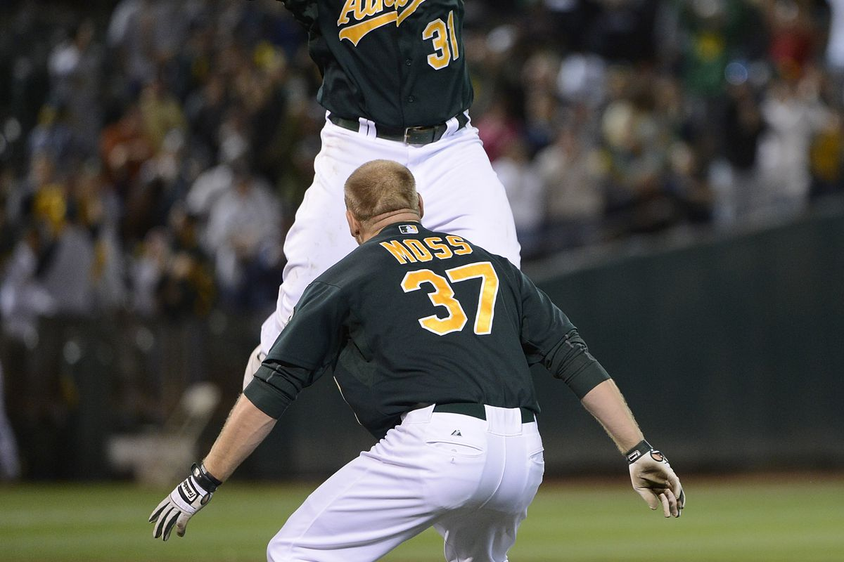 The Yankees experienced highs and lows in last night's walk-off loss to the Oakland Athletics.