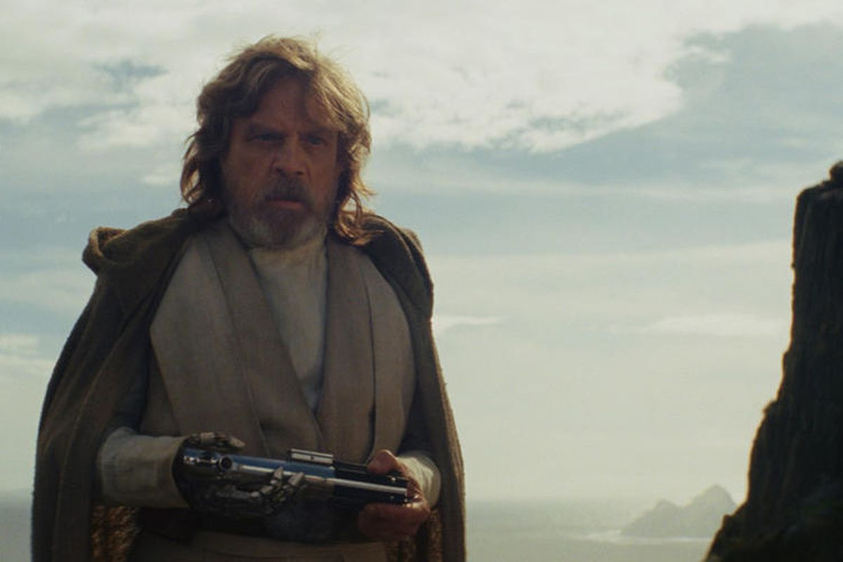 Star Wars: The Last Jedi Luke Skywalker (Mark Hamill)