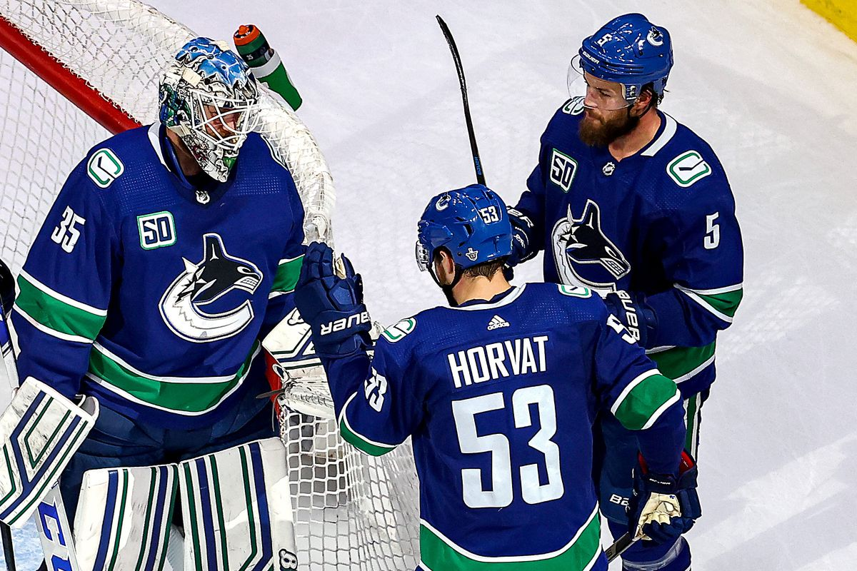 7 Thoughts After The Vancouver Canucks Force Game 7 Against Vegas Golden Knights Nucks Misconduct