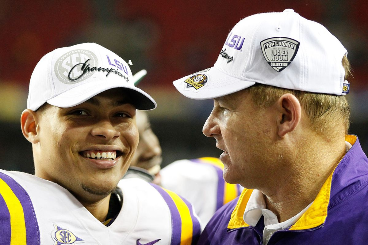 LSU defensive back and punt returner was one of five finalists named for the Heisman trophy.