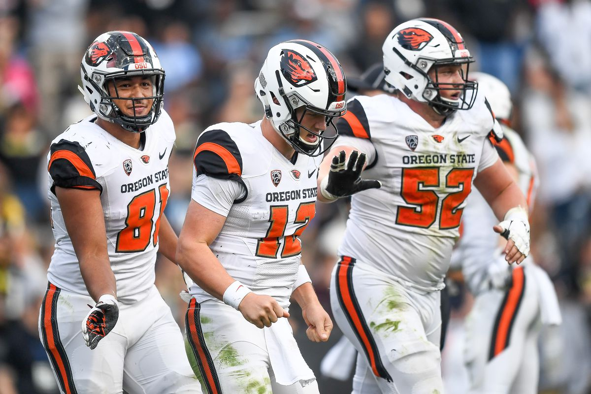 Oregon State Football Releases Spring Roster Building The Dam